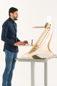 I Want A Standing Desk – from uplifting idea to startup success