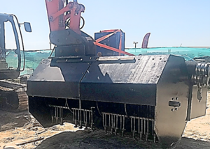 Lutra Marine's environmentally friendly dredging solution secures seed investment